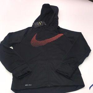 Nike therma boys sweatshirt
